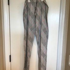 New Motel Plaid stir up leggings